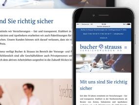 Bucher-Strauss Versicherungen AG